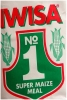 Iwisa Super Maize Meal 1kg S/A