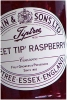 Tiptree Jam Raspberry Sweet Tip 340g