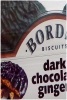 Border Biscuits Gingers Dark Chocolate 175g