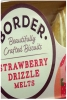 Border Biscuits Strawberry Drizzle 150g