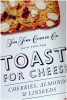Fine Cheese Co Toasts Cherry Almond & Linseed 100g