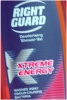Right Guard Shower Gel Xtreme Energy 250ml