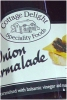 Cottage Delight Onion Marmalade 310g G/F