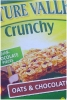 Nature Valley Crunchy Bars Oats & Dark Chocolate 5 x 2 Pack