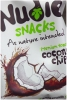 Nudie Snacks Toasted Coconut Chips 35g G/F
