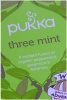 Pukka Three Mint Tea Bags x 20 O/G