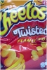 Walkers Cheetos Twisted Flamin Hot 72g