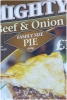Freshpack Large Pie Mince Beef & Onion 650g