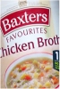 Baxters Favourites Chicken Broth 400g