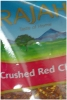 Rajah Crushed Chillies Red 200g