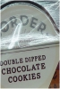 Border Biscuits Double Dipped Chocolate Cookies 150g