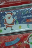 Christmas Money Wallets Novelty Designs x 4