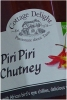 Cottage Delight Chutney Piri Piri 325g