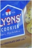 Lyons Chocolate Chip Cookies 400g Twin Pack