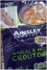 Ainsley Croutons Garlic & Herb 60g
