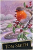 two scenes of a robin