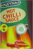 Aleyna Hot Chilli Sauce 500g Squeezy