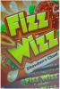 Fizz Wizz Chew Bars Strawberry 250g