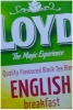 Loyd English Breakfast Tea Bags x 20