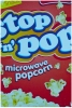 Stop & Pop Microwave Popcorn Sweet 3 Pack