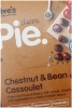 Clives Pies Chestnut & Bean 250g