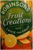 Robinsons NAS Creations Orange & Mango 1ltr