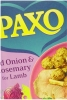 Paxo Stuffing Red Onion & Rosemary 190g