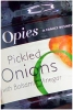 Opies Pickled Onions With Balsamic Vinegar 360g