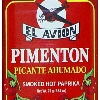 El Avion Spanish Paprika Mild Tin 75g