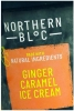 Northern Bloc Ginger & Caramel Ice Cream 500ml
