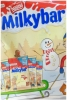 4 milkybar mini bars