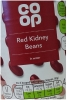 CO OP Red Kidney Beans 400g Tin