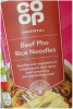 CO OP Pot Noodle Beef Pho 74g Cup