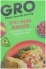 CO OP Gro Vegan Burgers Spicy Bean x 2