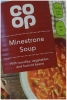 CO OP Soup Minestrone 400g